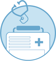 health assessment icon